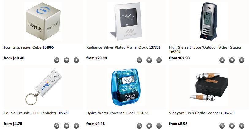 Executive Gift Ideas - Buy.PTwoPromo.com