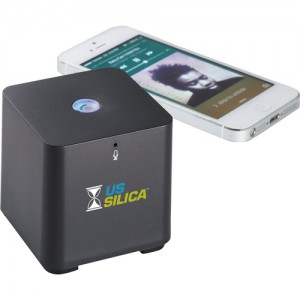 Bluetooth Speaker smaller -Business Gifts Mobile Tech - Power Of Two Promotions