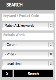 Promotional Products Search Box - buy,PTwoPromo.com